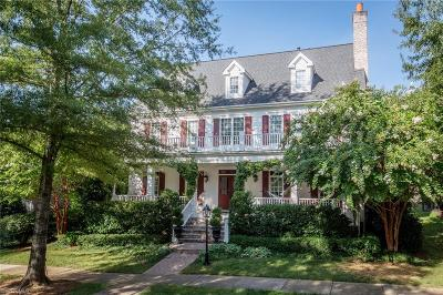 Single Family Home For Sale: 611 Topwater Lane