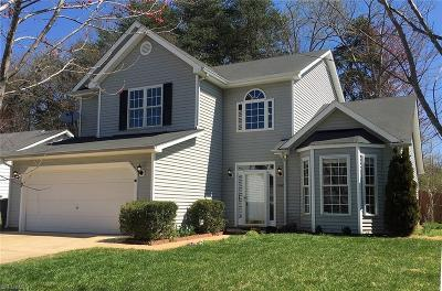 Summerfield Single Family Home For Sale: 5402 Willow Ridge Drive