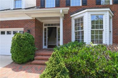 Greensboro NC Condo/Townhouse For Sale: $307,500