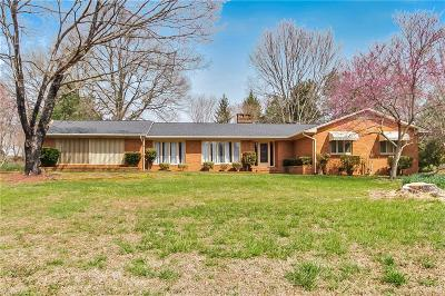 Alamance County Single Family Home For Sale: 2298 Lakeview Terrace