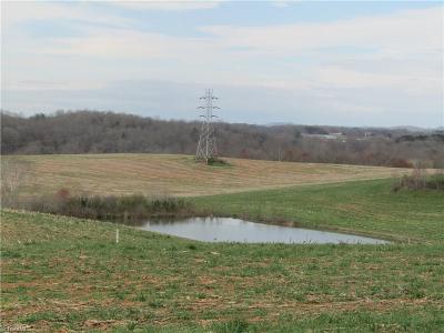 Yadkin County Residential Lots & Land For Sale: 2030 Chimney Field Road