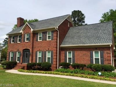 Summerfield Single Family Home Due Diligence Period: 6200 Windcrest Drive