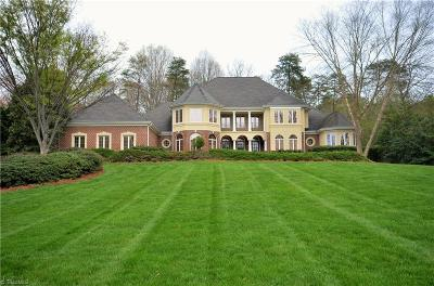Winston Salem Single Family Home For Sale: 5033 Marble Arch Road