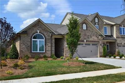 High Point Condo/Townhouse For Sale: 689 Piedmont Crossing Drive