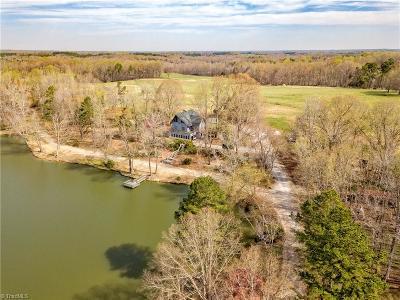 Mocksville Single Family Home For Sale: 106 Spencers Lane