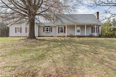 Single Family Home For Sale: 1101 Cornatzer Road