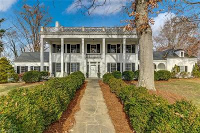 Rockingham County Single Family Home For Sale: 351 W Meadow Road