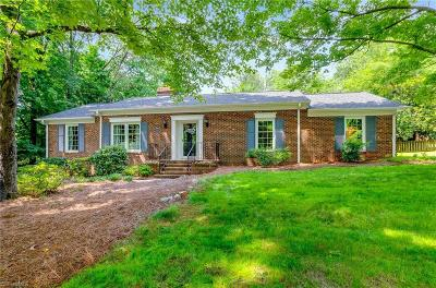 Greensboro Single Family Home For Sale: 703 Sussex Court