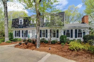 High Point Single Family Home For Sale: 1320 Westminster Drive