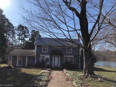 Winston Salem Single Family Home For Sale: 4003 Max Drive