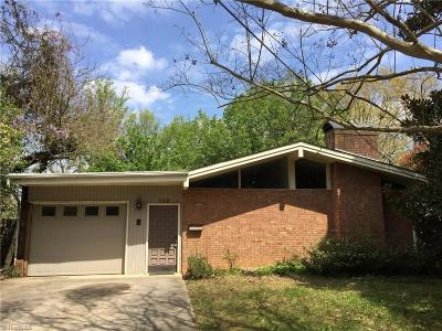 High Point Single Family Home For Sale: 902 Quaker Lane