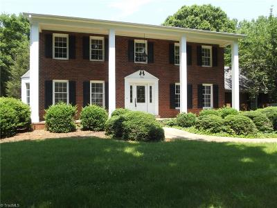 Single Family Home For Sale: 988 Bryansplace Road