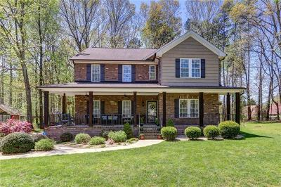 Greensboro Single Family Home For Sale: 4300 Kimmeridge Road