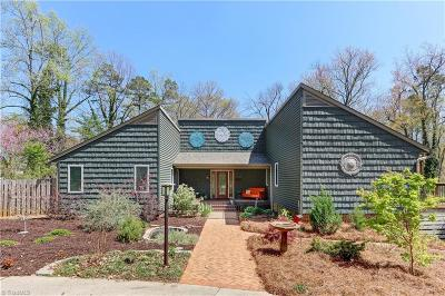 Guilford County Single Family Home For Sale: 6701 Middleburg Road