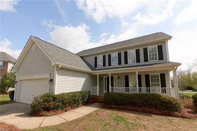 High Point Single Family Home Due Diligence Period: 4910 Caitlin Nicole Court