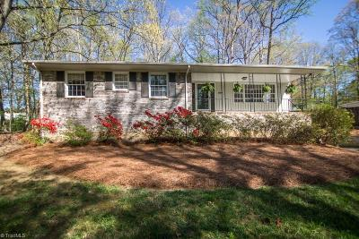 Jamestown Single Family Home Due Diligence Period: 507 Valleybrook Drive