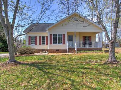 Gibsonville Single Family Home Due Diligence Period: 1105 Longleaf Drive