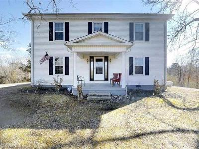Caswell County Single Family Home For Sale: 3107 Park Springs Road