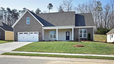 Alamance County Single Family Home For Sale: 3054 Cullens Drive