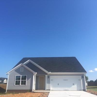 Reidsville NC Single Family Home For Sale: $189,990