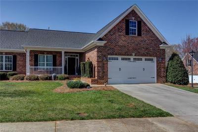 Kernersville Condo/Townhouse Due Diligence Period: 5892 Kenville Green Circle