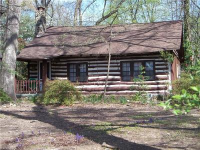 Greensboro Single Family Home For Sale: 2503 Pinecroft Road