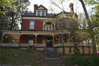 Winston Salem Single Family Home For Sale: 1820 S Main Street