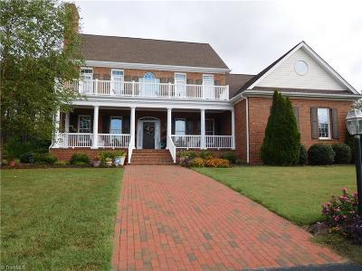 Caswell County Single Family Home For Sale: Shady Pond Shady Pond Road