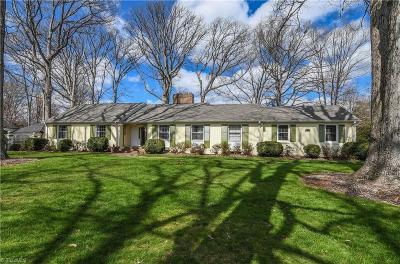 Guilford County Single Family Home For Sale: 4108 W Friendly Avenue