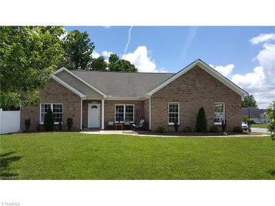 High Point Single Family Home For Sale: 2468 Willard Road