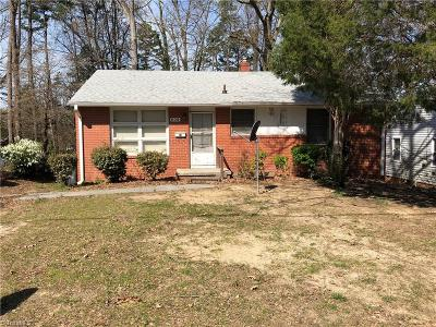 High Point Single Family Home For Sale: 609 Radford Street
