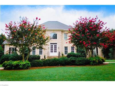 Summerfield Single Family Home For Sale: 6000 Armfield Court
