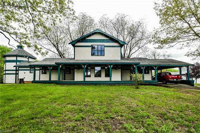 Mocksville Single Family Home For Sale: 1454 Godbey Road