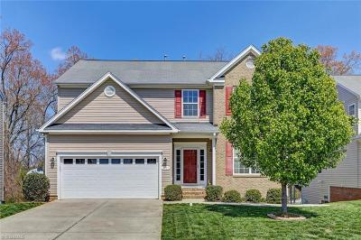 High Point Single Family Home For Sale: 3721 Single Leaf Circle