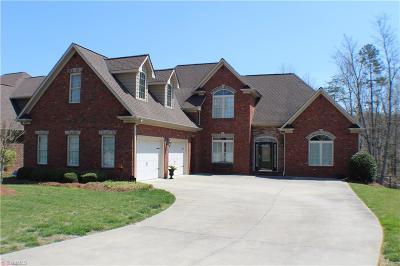 Clemmons Single Family Home For Sale: 789 Mallard Landing Boulevard