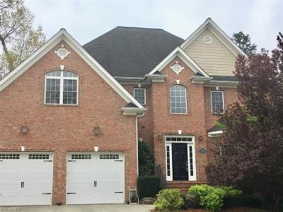 Winston Salem Single Family Home For Sale: 4056 Ivy Bluff Trail