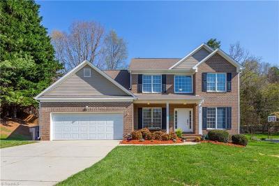 High Point Single Family Home For Sale: 3105 Havasu Way