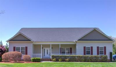 Guilford County Single Family Home For Sale: 7601 Penns Grove Road