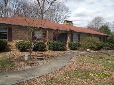Greensboro Single Family Home For Sale: 907 Westridge Road