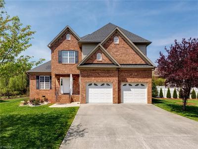Winston Salem Single Family Home For Sale: 3023 Diaz Lane
