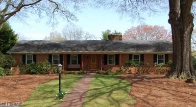 Winston Salem Single Family Home For Sale: 617 Downing Road
