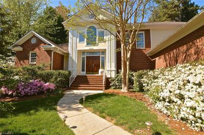 Greensboro Single Family Home For Sale: 3806 Chiswell Court