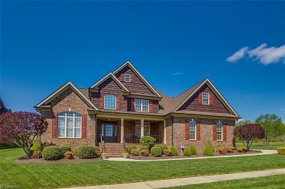 Kernersville Single Family Home For Sale: 4065 Ridgeline Drive