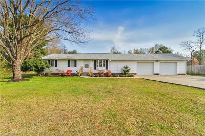 Gibsonville Single Family Home For Sale: 4347 Troxler Mill Road