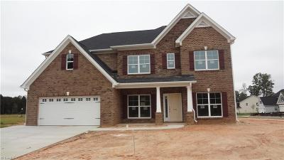 Guilford County Single Family Home For Sale: 5795 Highland Grove Drive #71