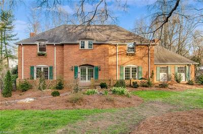 Winston Salem NC Single Family Home For Sale: $799,000