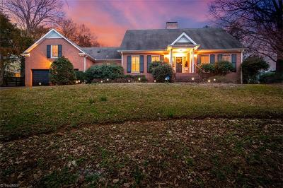 High Point Single Family Home For Sale: 1318 Robin Hood Road