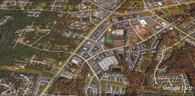 Guilford County Commercial Lots & Land For Sale: 2301 Eastchester Drive