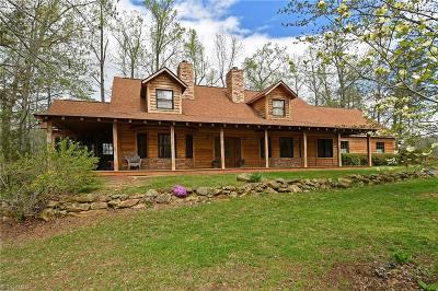 Winston Salem Single Family Home For Sale: 2182 Stone Ridge Place