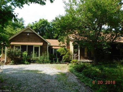 Greensboro NC Single Family Home For Sale: $145,000